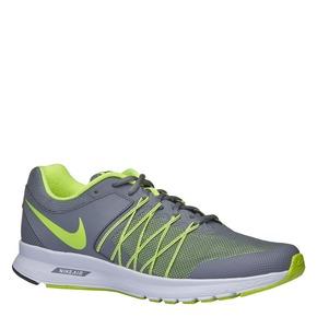 Sneakers da uomo nike, grigio, 809-2323 - 13