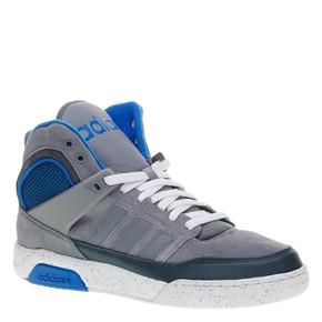 Sneakers uomo adidas, grigio, 803-2107 - 13