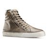 Sneakers da uomo alla caviglia con cerniere north-star, grigio, 841-2503 - 13