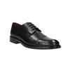 Scarpe basse da uomo in pelle bata-comfit, nero, 824-6928 - 13
