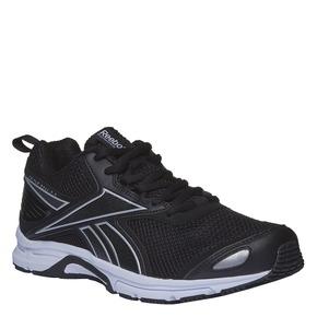 Sneakers sportive da uomo reebok, nero, 809-6131 - 13