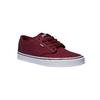 Sneakers da uomo vans, rosso, 889-5960 - 13