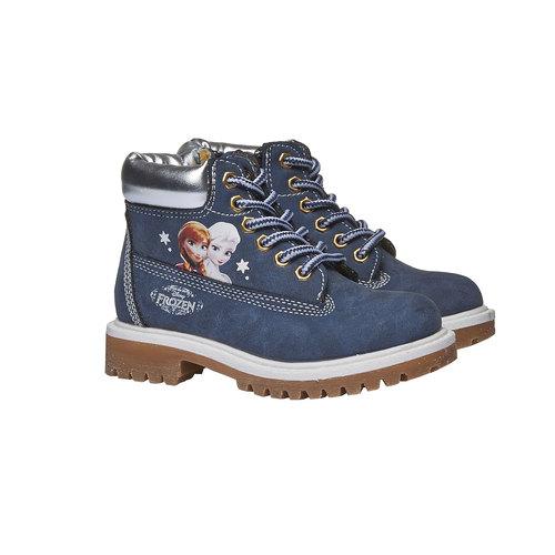 Scarpe Frozen alla caviglia con lacci, viola, 291-9139 - 26