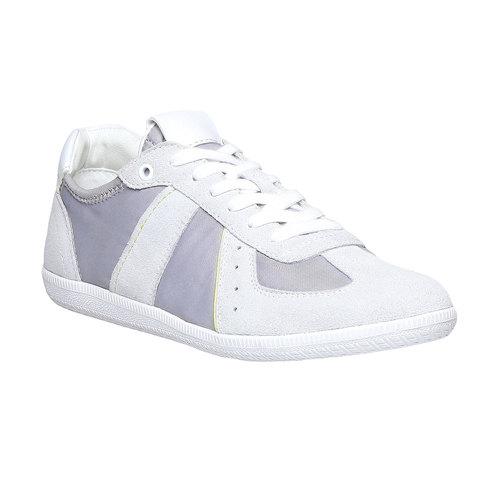 Sneakers informali da uomo bata, bianco, 849-1653 - 13