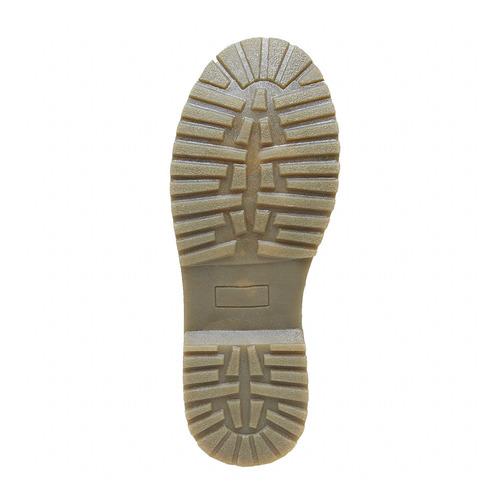 Scarpe alla caviglia con suola massiccia mini-b, nero, 391-6258 - 26