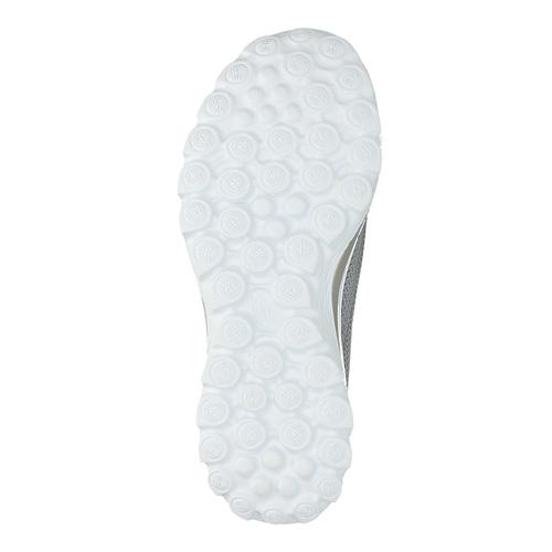 Slip-on sportive da donna skechers, grigio, 509-2708 - 26