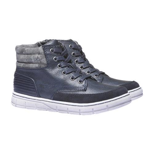 Sneakers colorate mini-b, blu, 391-9194 - 26