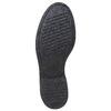 Scarpe basse con decorazioni Brogue e suola appariscente bata, nero, 521-6356 - 26