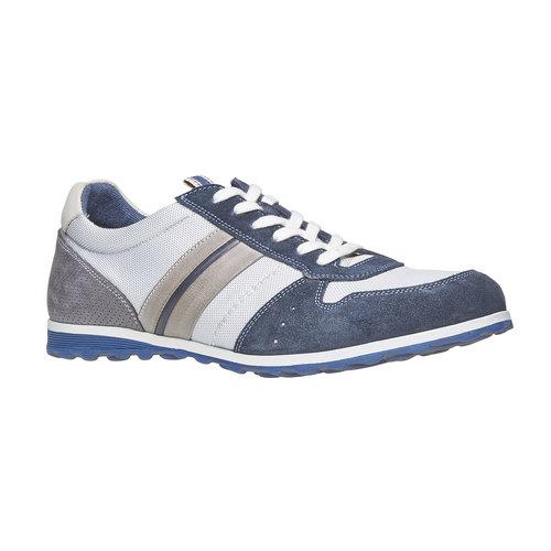 Sneakers informali da uomo bata, grigio, 849-2636 - 13