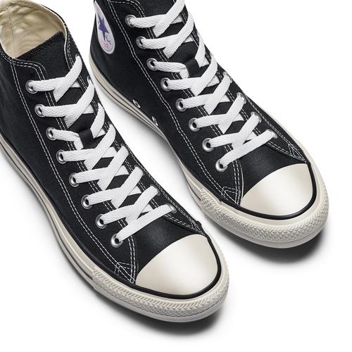 Sneakers da uomo alla caviglia converse, nero, 889-6278 - 26