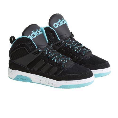 Sneakers Adidas alla caviglia adidas, nero, 803-6107 - 26