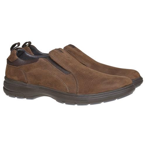 Calzatura Uomo bata, marrone, 816-4223 - 26