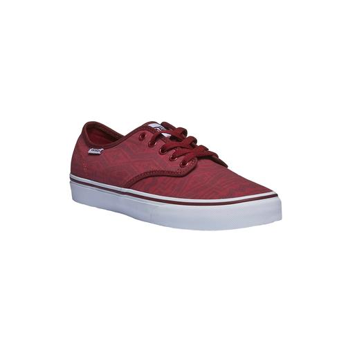 Sneakers uomo vans, rosso, 889-5200 - 13