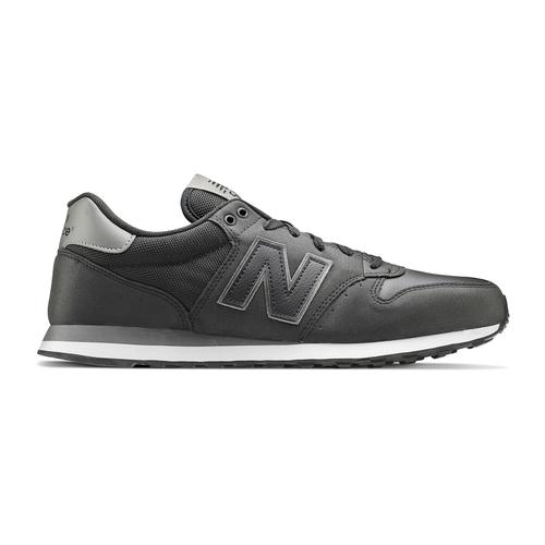Sneakers nere da uomo new-balance, nero, 801-6500 - 26
