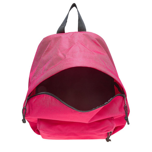Zaino in tessuto di colore rosa eastpack, rosa, 999-5747 - 15