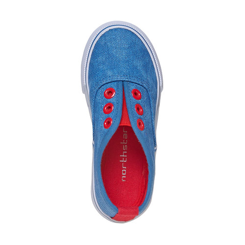 Slip-on da bambino mini-b, blu, 219-9150 - 19
