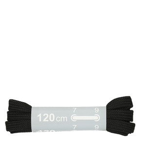 Shoelaces  bata, nero, 999-6528 - 13