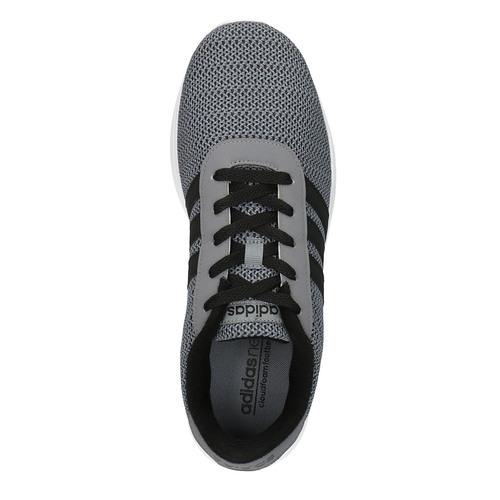 Sneakers da uomo adidas, grigio, 809-2182 - 19