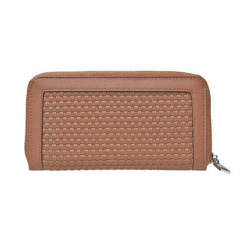 portafoglio da donna bata, marrone, 941-3133 - 26