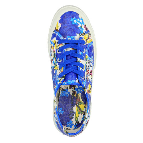 Sneakers colorate da donna superga, viola, 589-9319 - 19