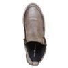 Scarpe da uomo alla caviglia con cerniere north-star, beige, 841-2684 - 19