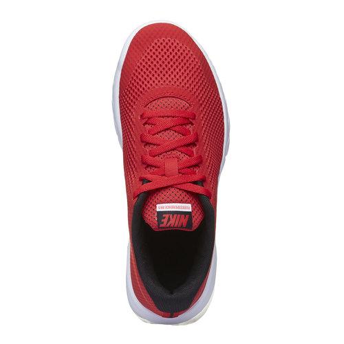Sneakers da bambino nike, rosso, 409-5324 - 19