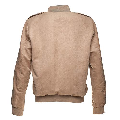 Giacca da uomo con bottoni bata, marrone, 979-3562 - 26