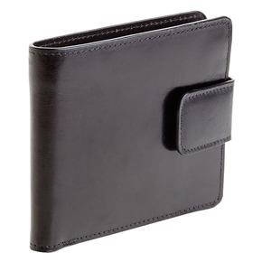 Portafoglio da uomo in pelle bata, nero, 944-6145 - 13