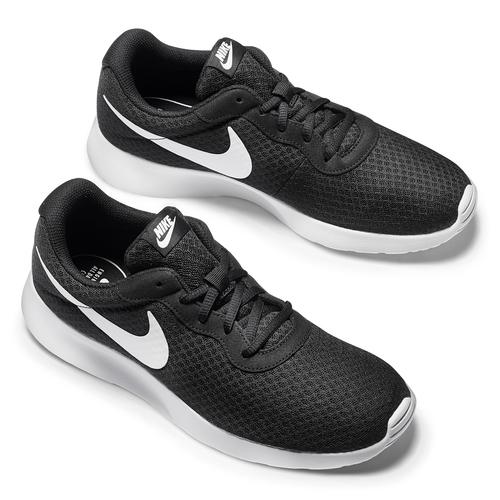 Sneakers sportive da uomo nike, nero, 809-6557 - 19