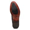 Scarpe basse da uomo in pelle bata, nero, 824-6870 - 19