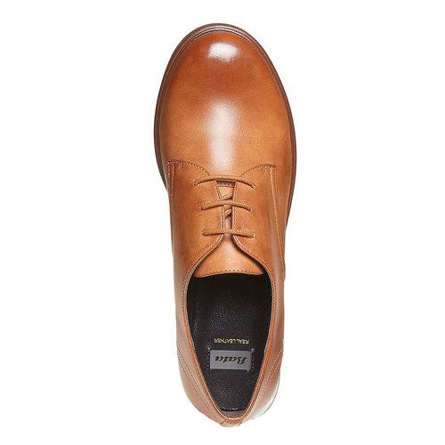 Scarpe basse informali da donna bata, marrone, 521-4291 - 19