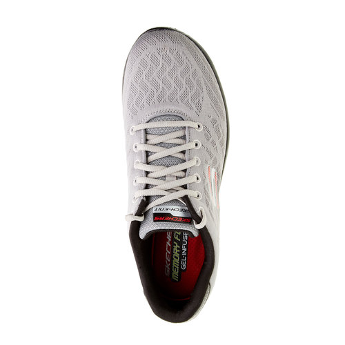 Sneakers sportive da uomo skechers, grigio, 809-2979 - 19