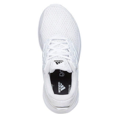 Sneakers bianche sportive da donna adidas, bianco, 509-1180 - 19