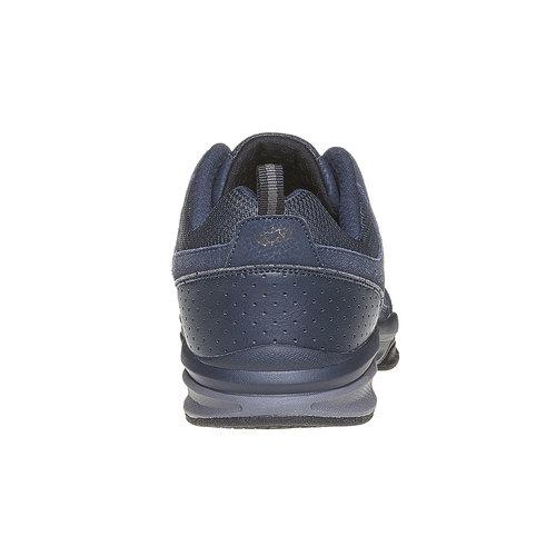 Sneakers sportive da uomo lotto, viola, 803-9454 - 17