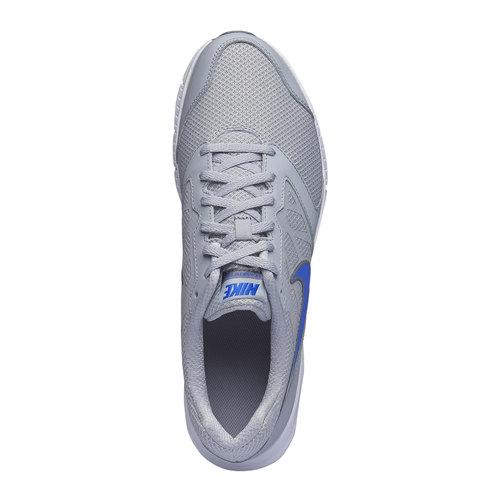 Sneakers da uomo Nike nike, grigio, 809-2321 - 19