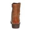 Stivaletti di pelle con cerniera weinbrenner, marrone, 594-3107 - 17