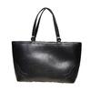 Borsetta in stile Shopper bata, nero, 961-6878 - 19