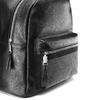 Zaino con borchie in metallo bata, nero, 961-6855 - 15