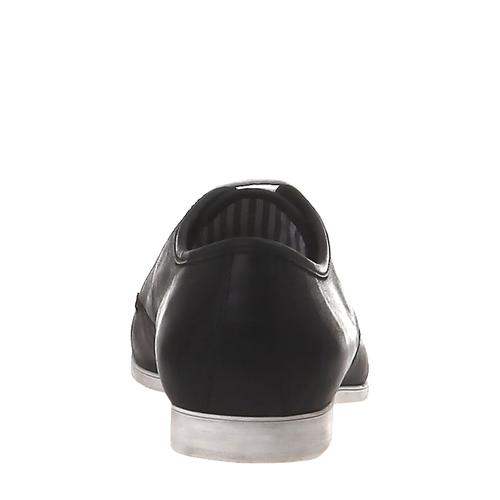 Calzatura Uomo bugatti, nero, 824-6880 - 17
