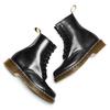 Scarpe in pelle Dr. Marten's alla caviglia dr-martens, nero, 594-6149 - 19
