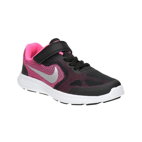 Sneaker sportive da ragazza nike, nero, 309-6322 - 13