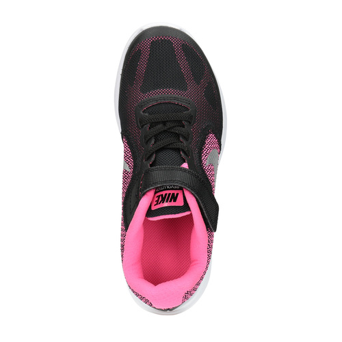 Sneaker sportive da ragazza nike, nero, 309-6322 - 19