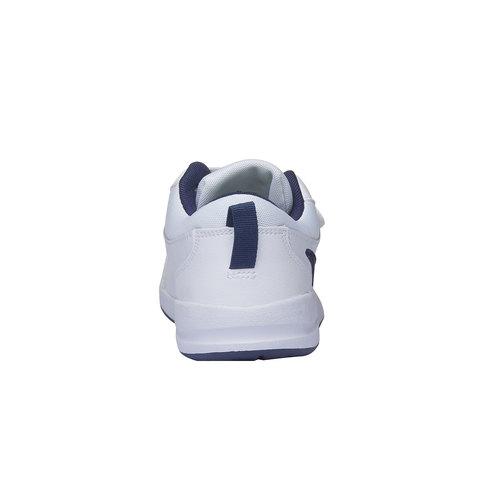 Sneakers da bambino con chiusura a velcro nike, viola, 304-9548 - 17
