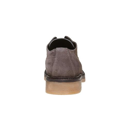 Slip-on da donna bata, grigio, 513-2248 - 17