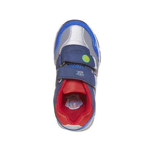 Sneakers da bambino, grigio, 211-2163 - 19