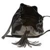 Borsetta in stile Bucket Bag bata, nero, 961-6884 - 15
