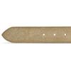 Cintura da uomo in pelle bata, giallo, 956-8100 - 16