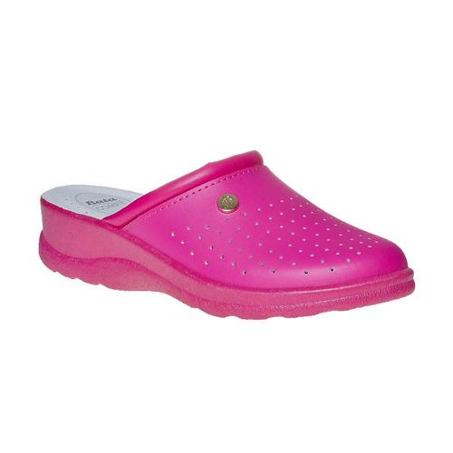 Pantofole comode, rosa, 574-5347 - 13