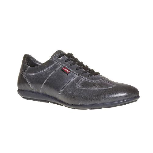 Sneakers informali da uomo levis, grigio, 844-2293 - 13