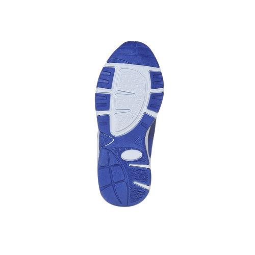 Sneakers da bambino con chiusure a velcro spiderman, viola, 311-9230 - 26